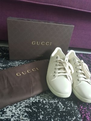 Gucci Sneakers natural white-oatmeal