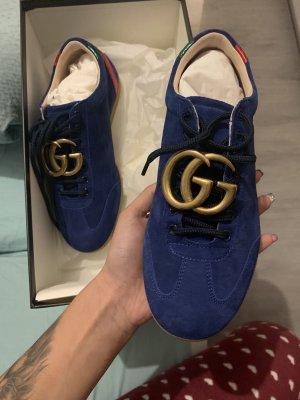 Gucci Sneaker blu