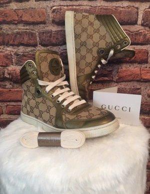 Gucci Zapatillas color bronce