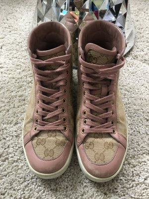 Gucci High top sneaker veelkleurig