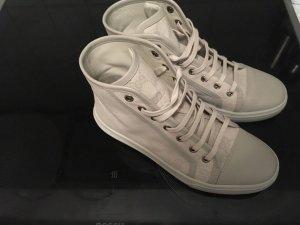 Gucci Sneaker High Top Beige