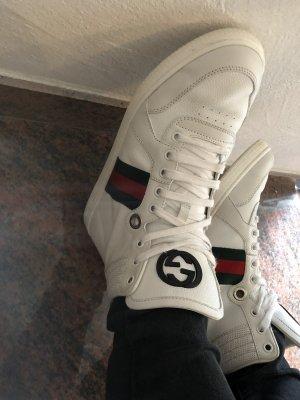 Gucci Sneaker Hightop white / weiß