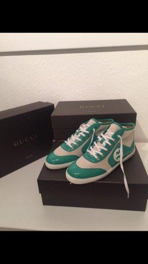 Gucci Sneaker mit Karton und Beutel