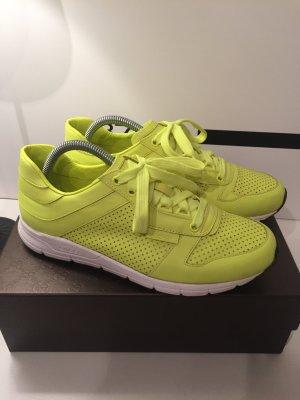 Gucci Zapatillas amarillo neón
