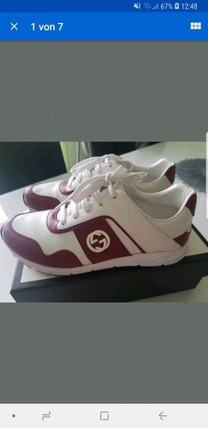 Gucci Sneaker Original Gr.41