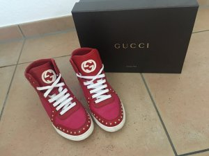 Gucci sneaker Pink hightop