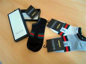 Gucci Sneaker Socken Kurzsocken in der Größe M (38-40)