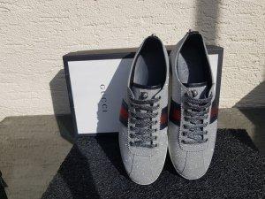 Gucci Sneaker Uomo Silver Sparkle