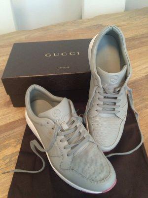Gucci Scarpa argento Pelle
