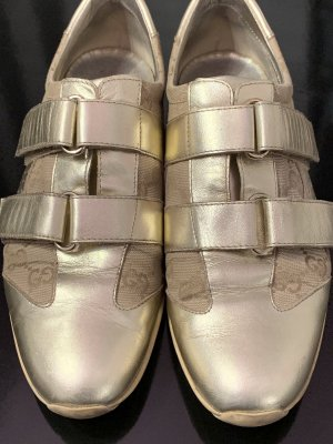 Gucci Sneaker con strappi beige-beige chiaro