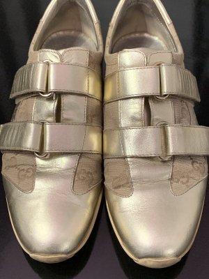 Gucci Velcro Sneakers beige-oatmeal