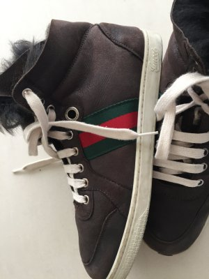 Gucci Zapatilla brogue multicolor