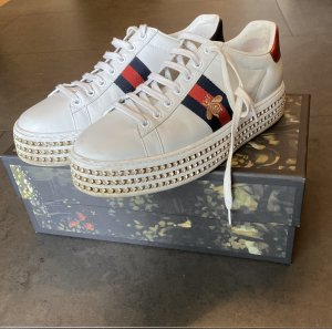 Gucci Sneakers mit Cristalien