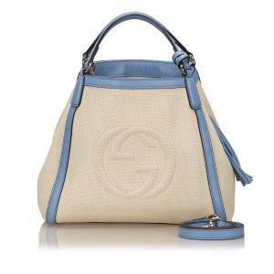 Gucci Soho Canvas Handbag