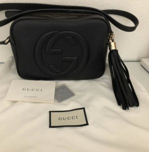 Gucci Soho Disco bag schwarz