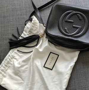 Gucci Soho Disco bag schwarz