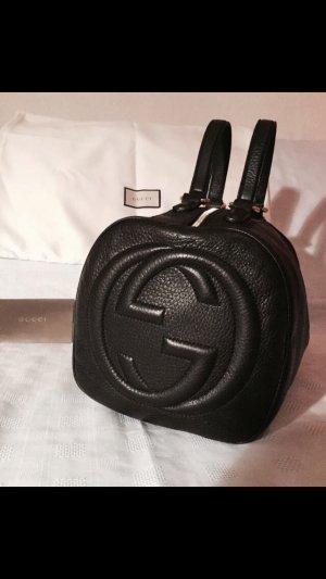 Gucci Soho tasche schwarz bosten