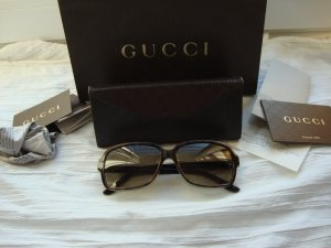 Gucci Angular Shaped Sunglasses multicolored synthetic material