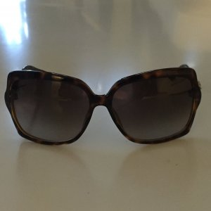 Gucci Oval Sunglasses light brown-bronze-colored
