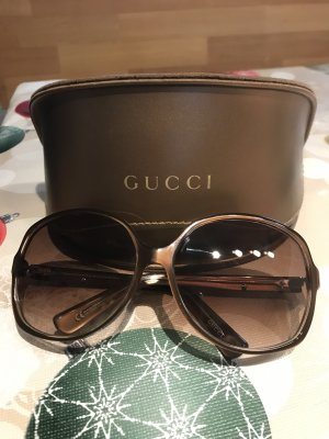 Gucci Round Sunglasses multicolored