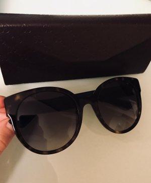 Gucci Ronde zonnebril veelkleurig kunststof