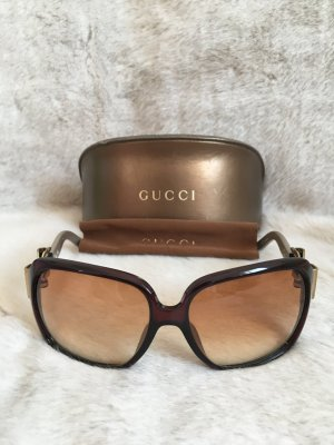 Gucci Glasses light brown