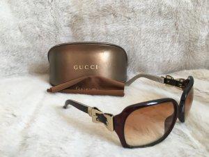 Gucci Occhiale marrone chiaro