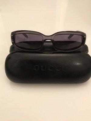 Gucci Occhiale da sole nero-antracite