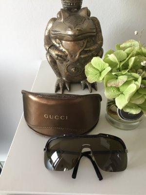 Gucci Sonnenbrille braun super Zustand