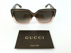 Gucci Bril bruin