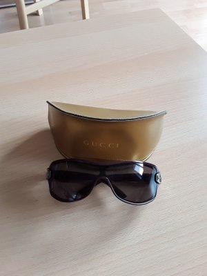 Gucci Sunglasses grey lilac synthetic material