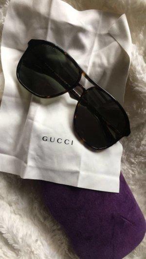 Gucci Sonnenbrille Havana