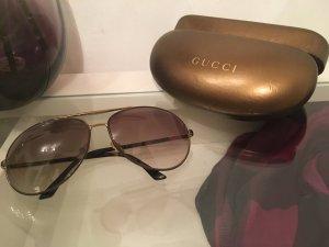 Gucci Sonnenbrille in Pilotenform