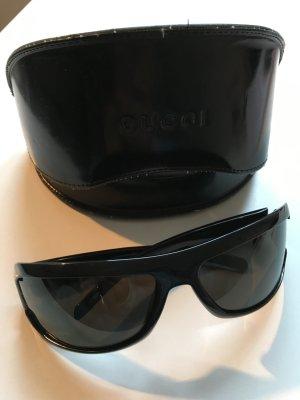 Gucci Sonnenbrille klassisch schwarz