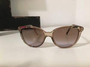 Gucci Sonnenbrille mit eingearbeiteter Seide