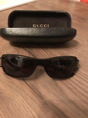 Gucci Sonnenbrille mit Etui zu verkaufen
