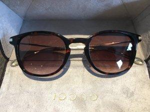 Gucci Sonnenbrille mit feinem Bügel