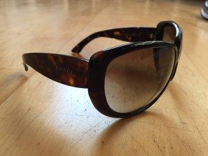 Gucci-Sonnenbrille mit Logo
