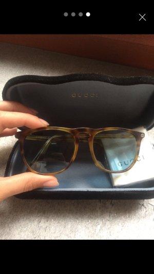 Gucci Sonnenbrille mit Scheine