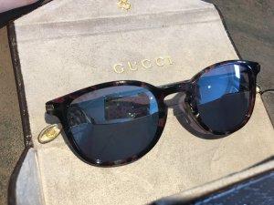Gucci Sonnenbrille mit verspiegelten Gläsern