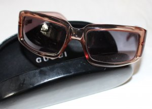 GUCCI Sonnenbrille Model GG1403/S transparent rosebraun