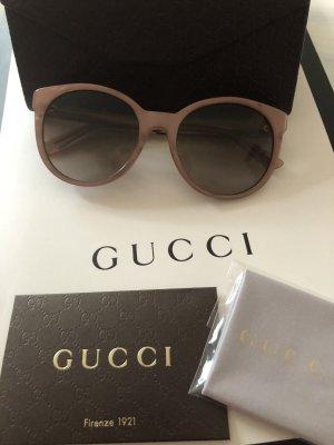 Gucci Retrobril roségoud-lichtbruin