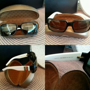 Gucci Sonnenbrille neuwertig