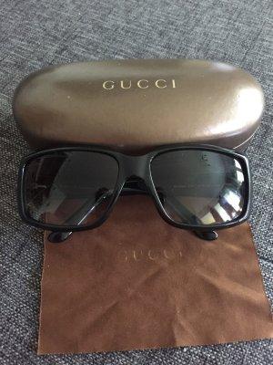Gucci Sonnenbrille schwarz mit Verlauf