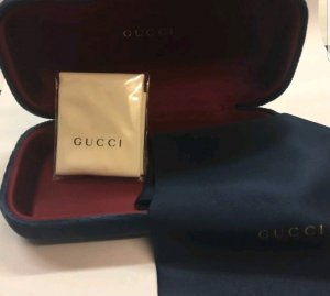 Gucci Glasses dark blue