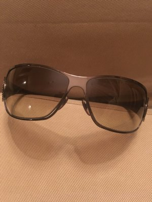 Gucci Glasses bronze-colored synthetic material