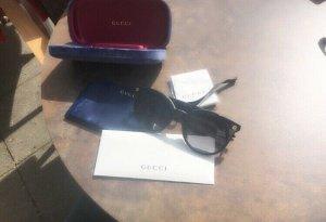 Gucci Ronde zonnebril zwart