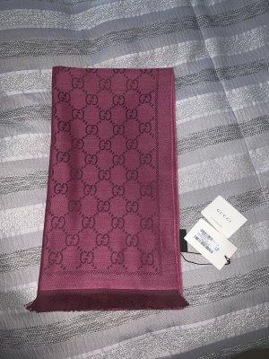 Gucci Woolen Scarf purple