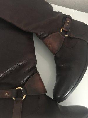 Gucci Halfhoge laarzen bruin