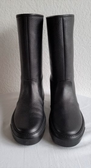 Gucci Short Boots black leather